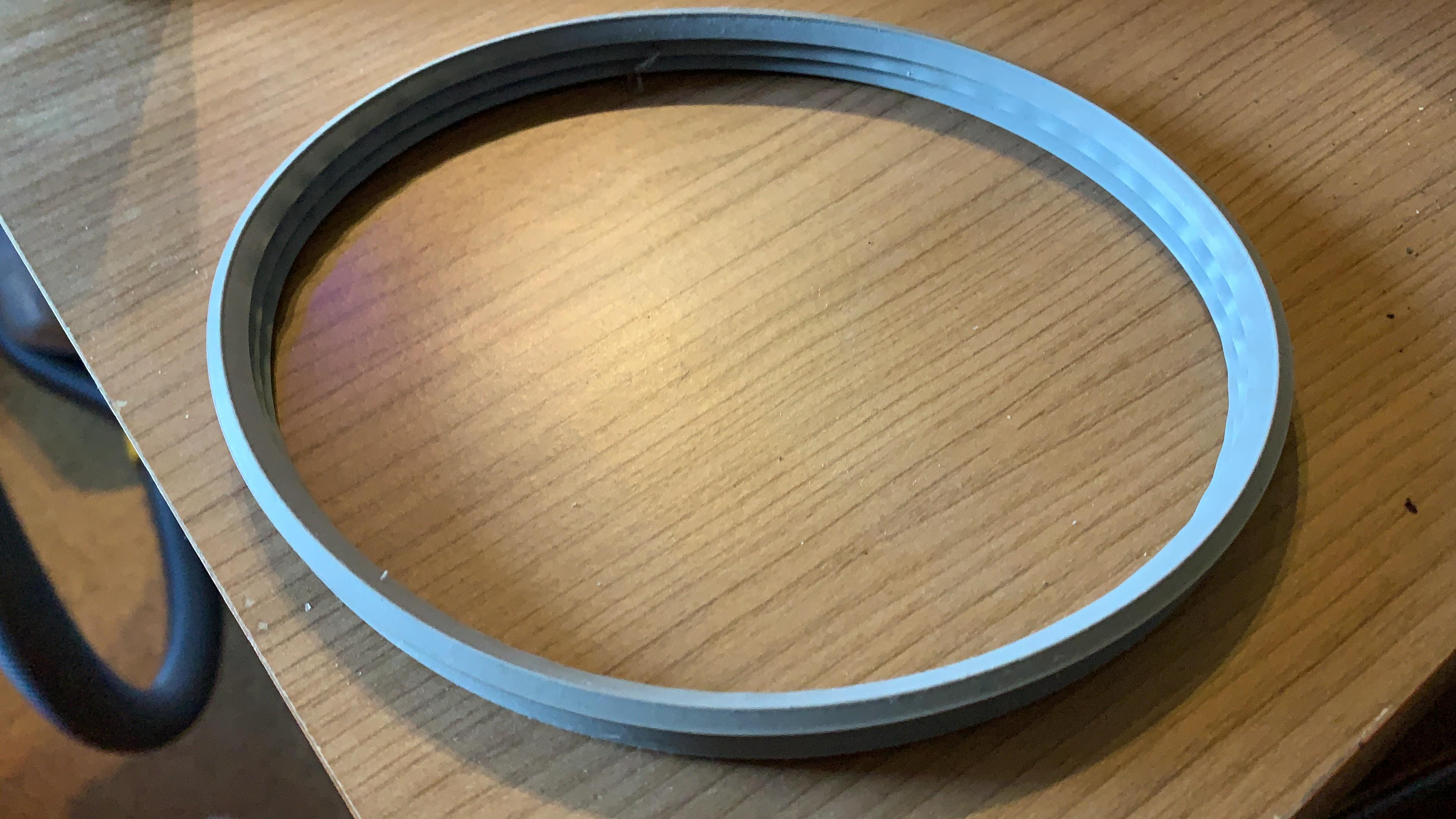 Lippendichtung für SUPRA / New NOVA  ab 80 mm